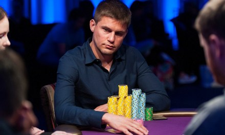 Super High Roller Bowl Day 1: Kaverman Leads, Kevin Hart, Daniel Negreanu, Fedor Holz