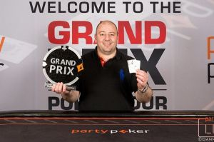 Joseph Macari Triumphs in the Grand Prix Dublin Main Event