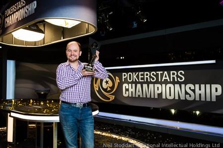 Pavel Shirshikov wins PokerStars Championship Sochi Main Event