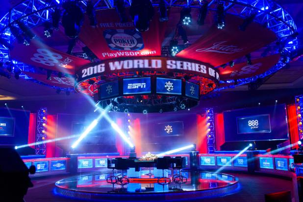 2017 WSOP Daily Event Schedule Finalized