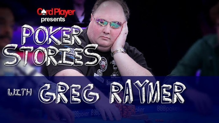 Poker Stories Podcast: Greg Raymer Goes From Card Counter, To Patent Lawyer, To Poker Champion