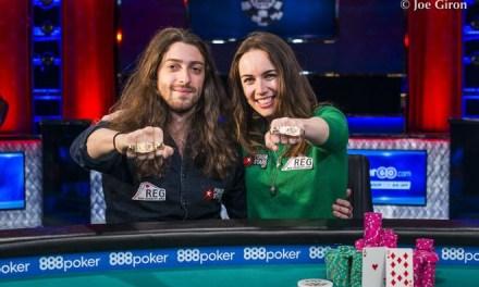 2017 WSOP: Liv Boeree and Igor Kurganov Win Their First Bracelets