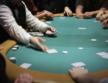 Off The Wall: Oregon Poker Room