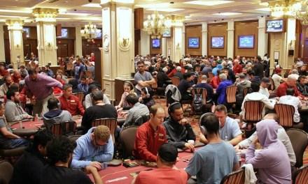 2017 Card Player Poker Tour Venetian $5,000 Main Event Draws 688 Entries