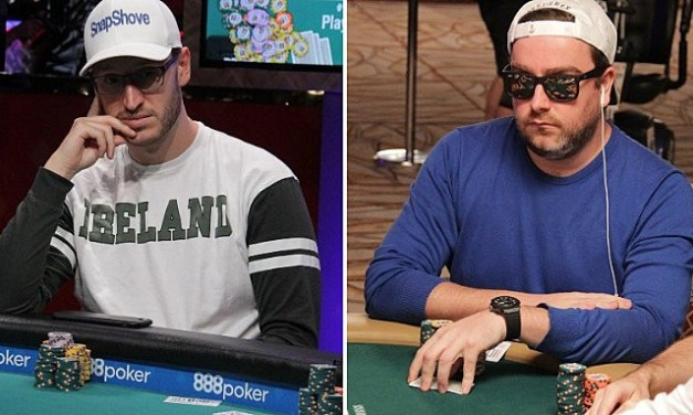 2017 World Series of Poker Main Event Day 5: Max Silver and Antoine Saout Among Top Ten Stacks