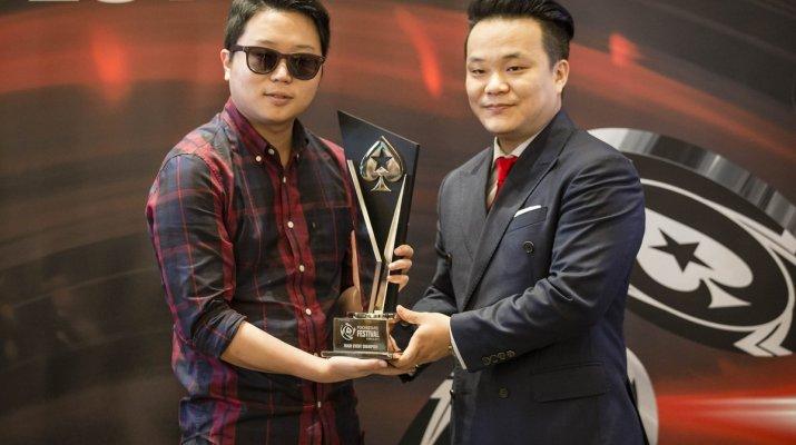 PokerStars Festival Korea: Taehoon Han takes the title!