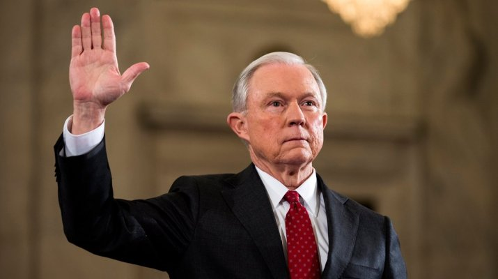 Poker Players Have Another Reason To Be Worried About Jeff Sessions