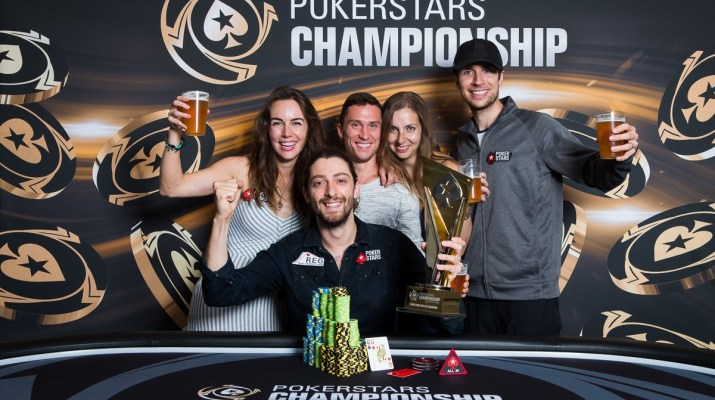Igor Kurganov Wins 2017 PokerStars Championship Barcelona €50,000 Super High Roller