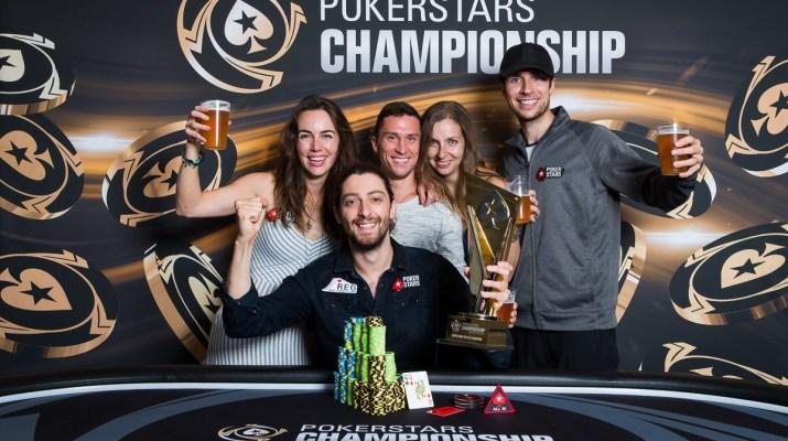 Igor Kurganov Wins 2017 PokerStars Championship Barcelona €50,000 Super High Roller