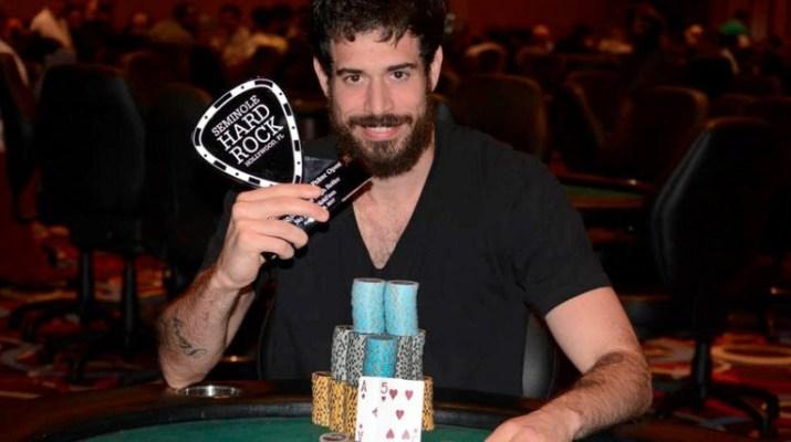 Nick Schulman Wins 2017 Seminole Hard Rock Poker Open $50,000 Super High Roller
