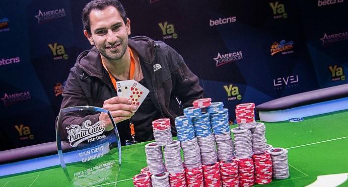 Roberto Carvallo Wins 2017 Punta Cana Poker Classic