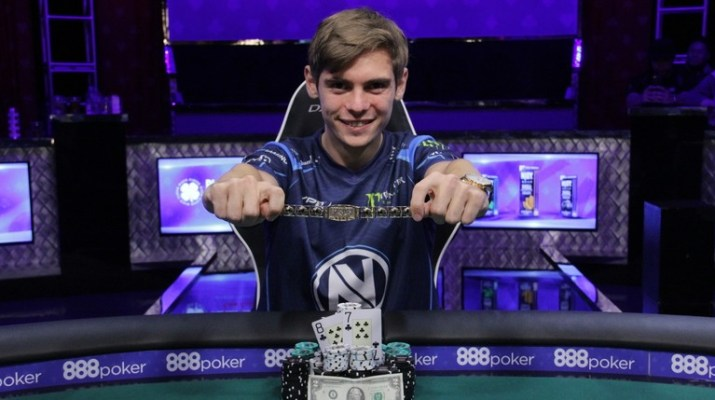 Fedor Holz Invests in e-Sports Franchise