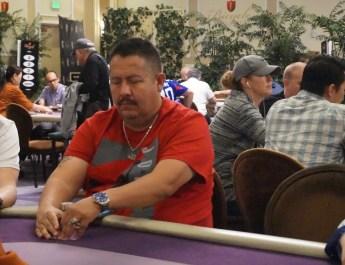 Hermilo Vargas Wins WSOP Circuit Bicycle Casino $365 No-Limit Hold'em Monster Stack