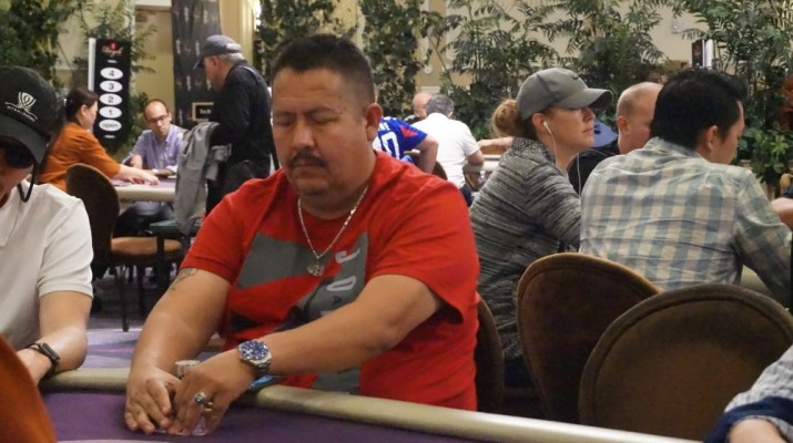 Hermilo Vargas Wins WSOP Circuit Bicycle Casino $365 No-Limit Hold'em Monster Stack