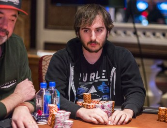 Black Bohn Lead Final 90 Players at Bellagio, Danile Strelitz Stacking Big