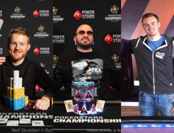 Winners of Non-WSOP Poker Tournaments Who Made Splashes in 2017