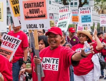 Atlantic City Labor Union Pens Agreement with New Trump Taj Mahal Casino Owner