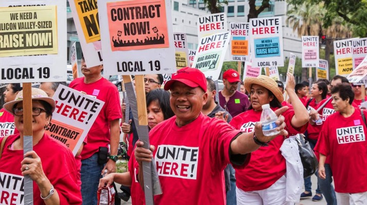 Atlantic City Labor Union Pens Agreement with New Trump Taj Mahal Casino Owner
