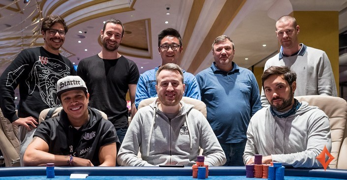Leads Star-Studded Partypoker Millions Germany €50k Shr Final Table