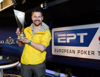 Russian Poker Pro Defeats Field of 861 Entries To Win 27,300,000 ₽