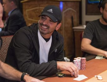 Danny Qutami Leads Final Five Players In First-Ever Wpt Bellagio Elite Poker Championship