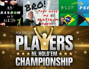 Platinum Pass Adventure: PokerStars' finest are sending you to the PSPC