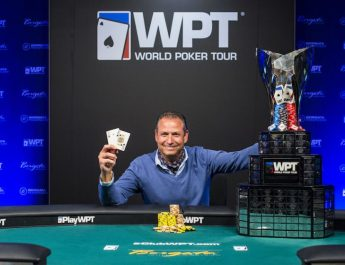 Eric Afriat's Passion Goes To Aria For Wpt Tournament Of Champions