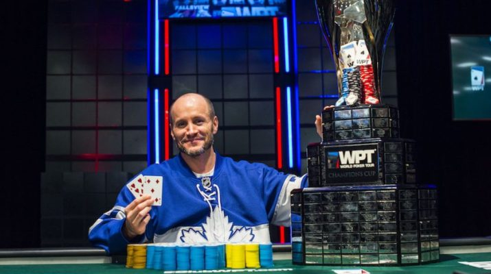 Mike Leah Looks To Add to his Record Book at the WPT Tournament of Champions