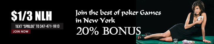 Join the Hottest Poker Room in New York