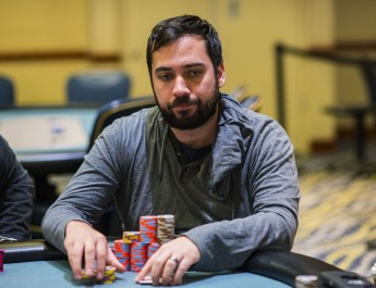 Justin Liberto On Top After Day 1a Of Wpt Bestbet Bounty Scramble