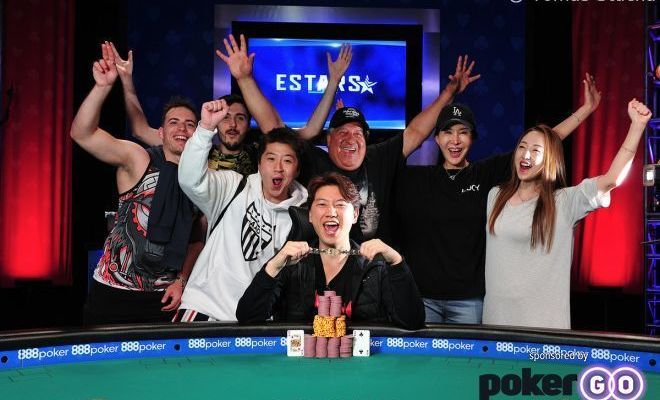 Sejin Park Becomes First South Korean To Win Open WSOP