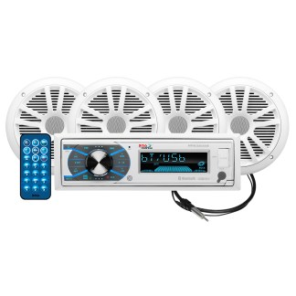 Marine Stereos & Speakers