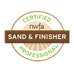 Certified Professional Sand and Finisher