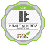 Installation Methods Considerations