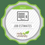 Job Estimates