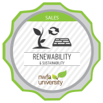 Renewability Sustainability
