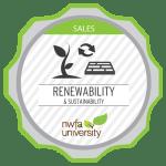 Renewability Sustainability