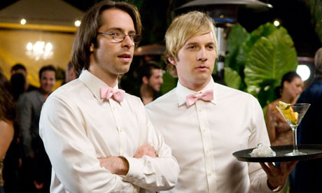 And the fellas I was flirting with were cuter (though I do love Martin Starr).