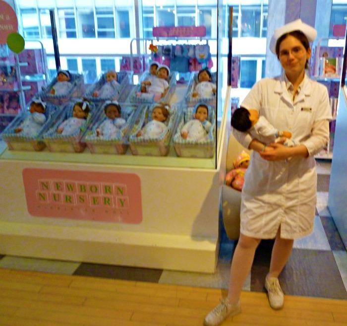 FAO Schwarz baby dolls