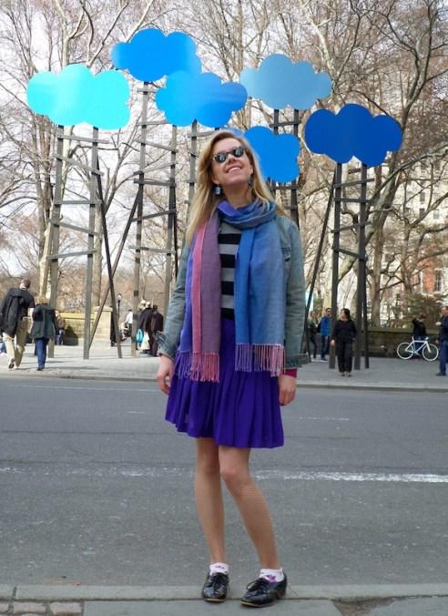 Mary Lane olaf breuning public art clouds