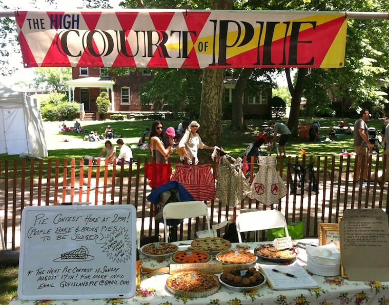 jazz age lawn party pie contest