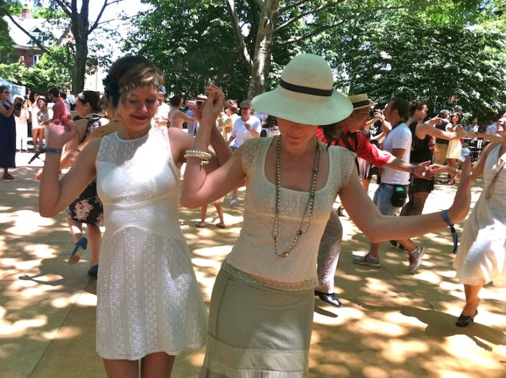 jazz age lawn party dance