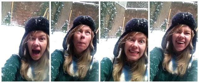 snowselfies
