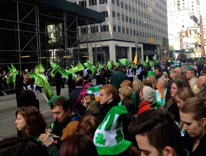 NYCStPaddysParade5thAve