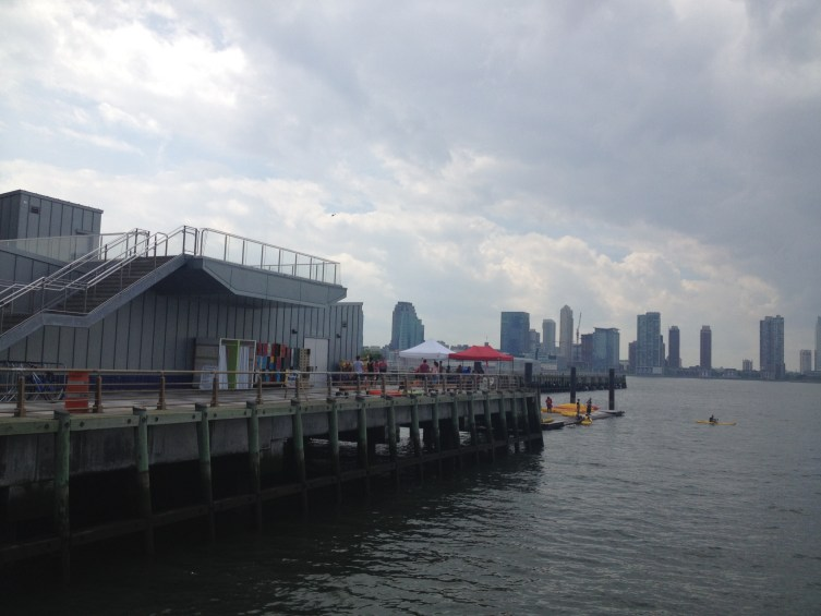 pier 40 NYC