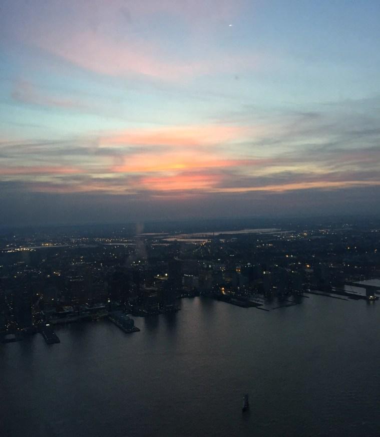 one-world-observatory-sunset