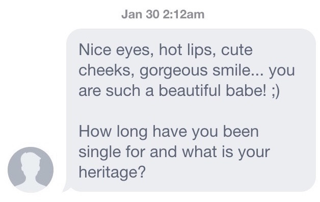 Step 8 How to respond to your first message