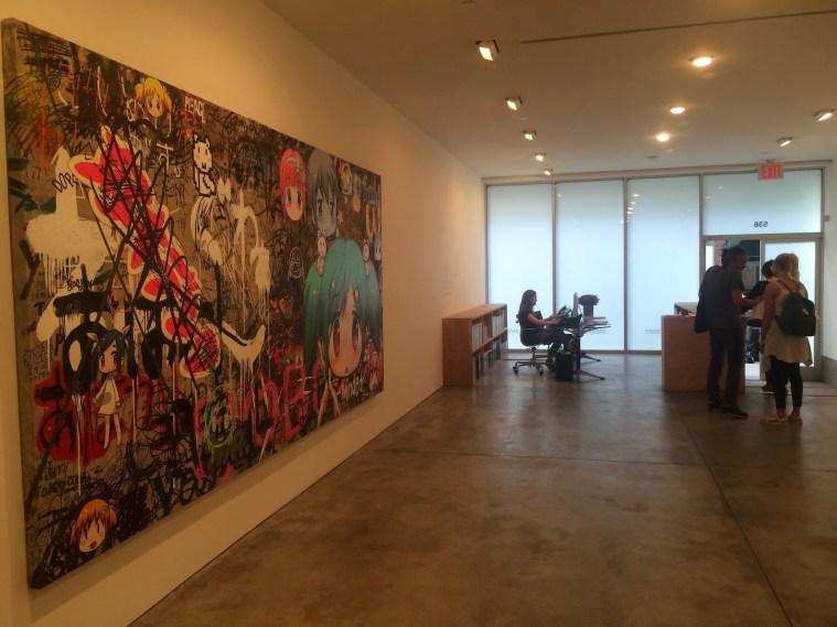 chelsea art gallery