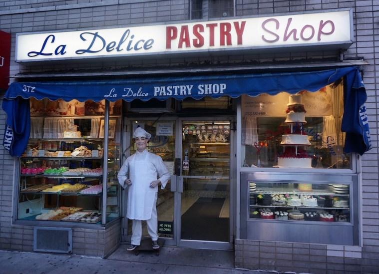 la delice pastry shop