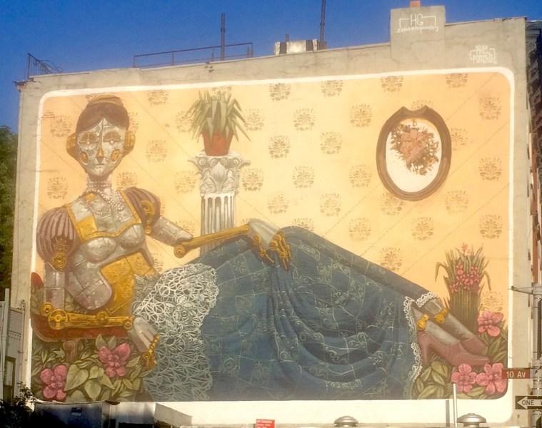 mural chelsea